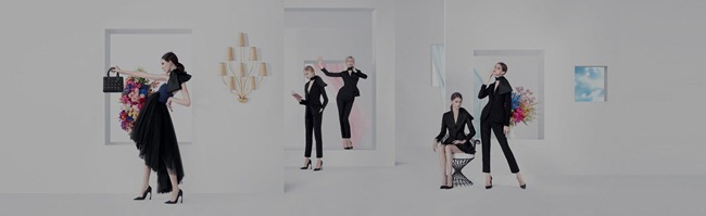 CAMPAIGN- Daria Strokous, Anna Martynova, Daiane Conterato & Marie Piovesan for Christian Dior Spring 2013 by Willy Vanderperre. www.imageamplified.com, Image Amplified (5)