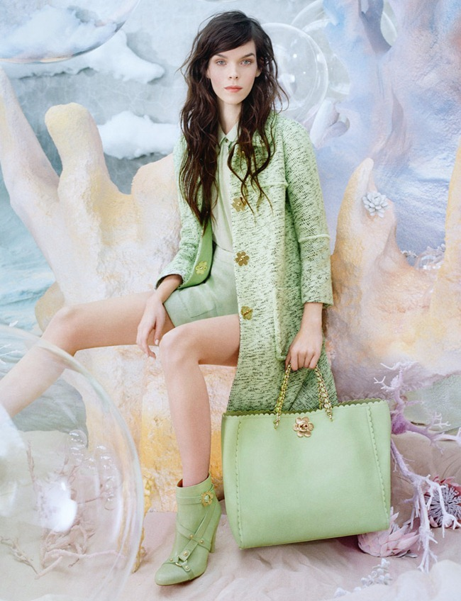 CAMPAIGN- Meghan Colison for Mulberry Spring 2013 by Tim Walker. www.imageamplified.com, Image Amplified (1)