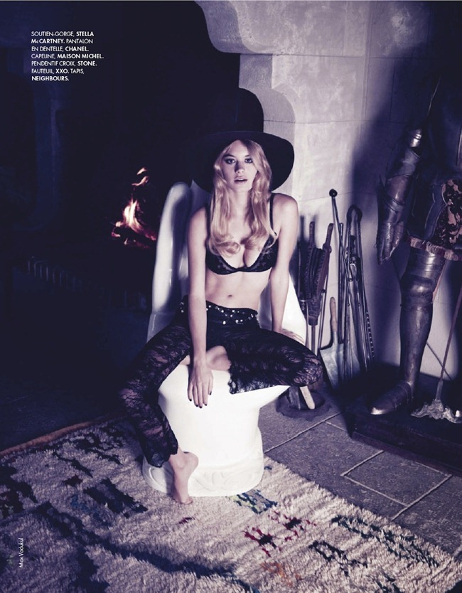 ELLE FRANCE- Camille Rowe in SExe, Mode & Rock'n Roll by Max Vadukul. Elissa Cannelle Castelbou, December 2012, www.imageamplified.com, Image Amplified (20)
