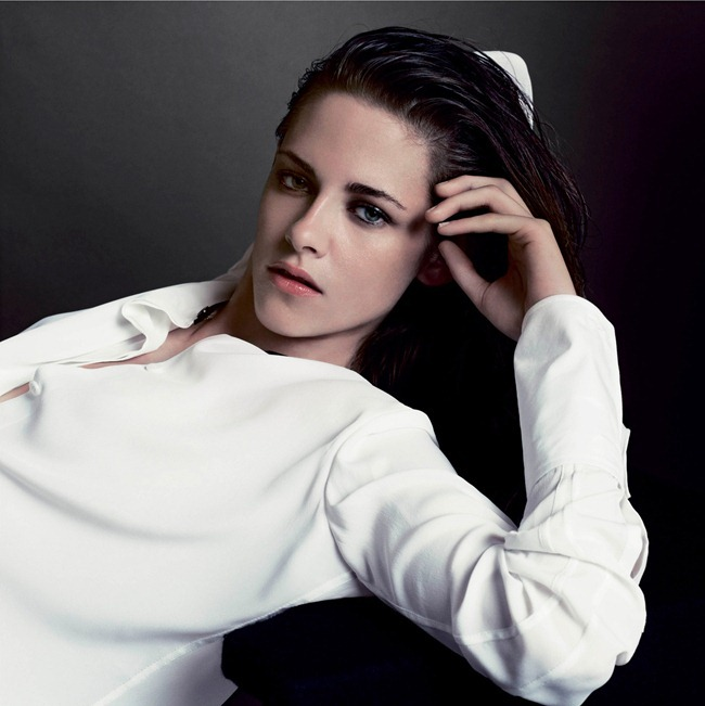 V MAGAZINE- Kristen Stewart in Wild at Heart by Inez & Vinoodh. Spring 2013, www.imageamplified.com, Image Amplified (8)