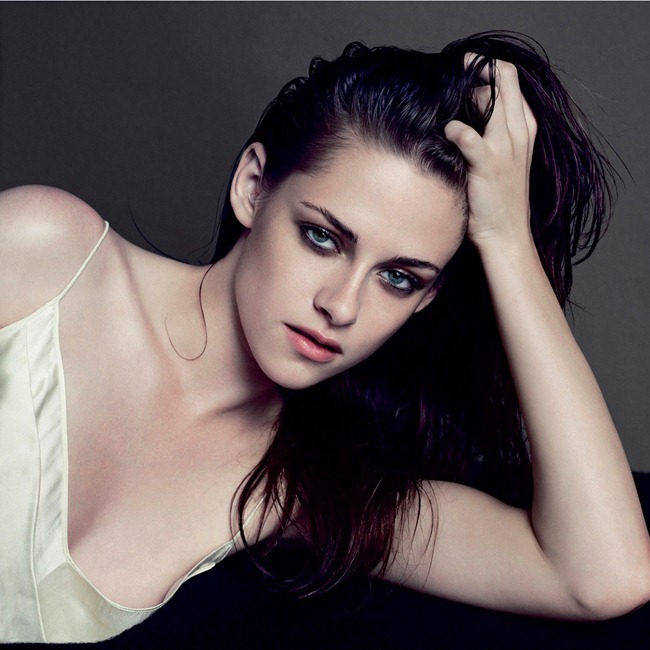 V MAGAZINE- Kristen Stewart in Wild at Heart by Inez & Vinoodh. Spring 2013, www.imageamplified.com, Image Amplified (1)