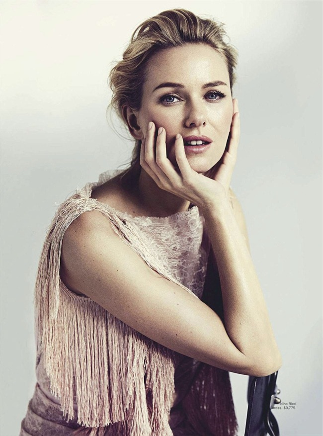 VOGUE AUSTRALIA- Naomi Watts in Acting Royalty by Will DAvidson. Stevie Dance, February 2013, www.imageamplified.com, Image Amplified (5)
