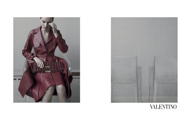 CAMPAIGN- Tilda Lindstam, Codie young, Maud Welzen, Magdalena Jasek & Esther Heesch for Valentino Spring 2013 by Sarah Moon. www.imageamplified.com, Image Amplified (1)