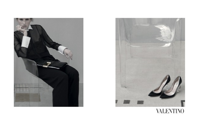 CAMPAIGN- Tilda Lindstam, Codie young, Maud Welzen, Magdalena Jasek & Esther Heesch for Valentino Spring 2013 by Sarah Moon. www.imageamplified.com, Image Amplified (6)