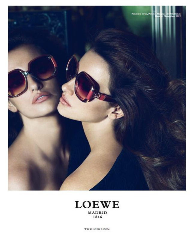 CAMPAIGN- Penelope Cruz & Caio Cesar for Loewe Spring 2013 by Mert & Marcus. www.imageamplified.com, Image Amplified (4)