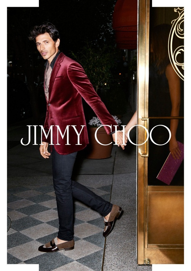 CAMPAIGN- Valerija Kelava & Andres Velencoso Sgura for Jimmy Choo Spring 2013 by Angelo Pennetta. Camilla Nickerson, www.imageamplified.com, Image Amplified (6)