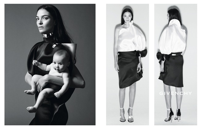 CAMPAIGN- Givenchy Spring 2013 by Mert & Marcus. Carine Roitfeld, www.imageamplified.com, Image Amplified (1)