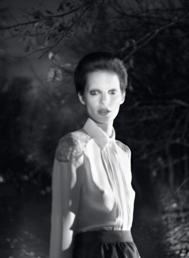 PURPLE FASHION- Iris Strubegger in Midnight In Paris by Glen Luchford. Camille Bidault Waddington, Spring 2013, www.imageamplified.com, Image Amplified (3)