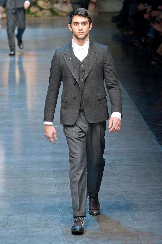 MILAN FASHION WEEK- Dolce & Gabbana Fall 2013. www.imageamplified.com, Image Amplified (53)