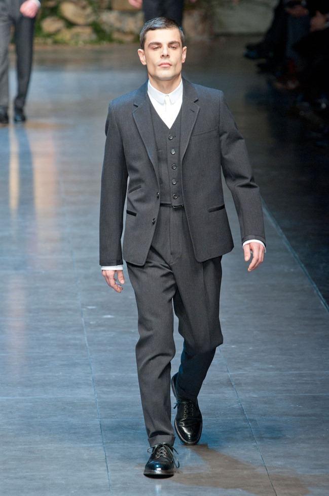 MILAN FASHION WEEK- Dolce & Gabbana Fall 2013. www.imageamplified.com, Image Amplified (59)