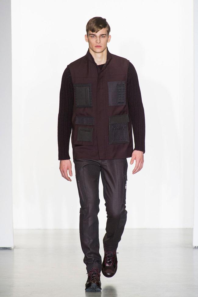 MILAN FASHION WEEK- Calvin Klein Fall 2013. www.imageamplified.com, Image Amplified (3)