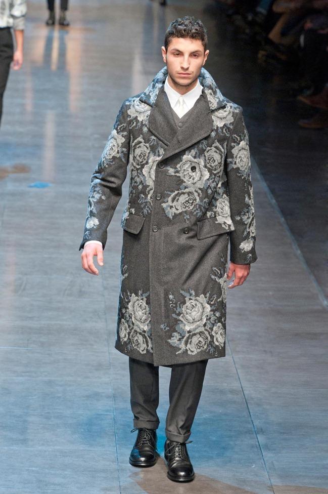 MILAN FASHION WEEK- Dolce & Gabbana Fall 2013. www.imageamplified.com, Image Amplified (20)
