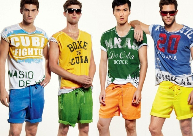 LOOKBOOK- Adam Senn, Enrique Palacios, Elbio Bonsaglio, Paolo Anchisi, Tomas Guarracino & Jae Yoo for Dolce & Gabbana Gym Collection Spring 2013. www.imageamplified.com, Image Amplified (11)