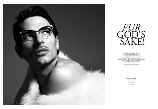 CANDY MAGAZINE- Andres Velencoso Segura in Fur God's Sake by Xevi Muntane. Ana Murillas, Winter 2012, www.imageamplified.com, Image Amplified (1)