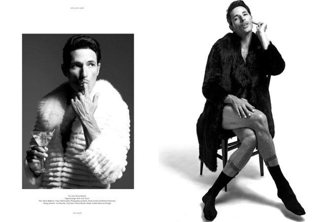 CANDY MAGAZINE- Andres Velencoso Segura in Fur God's Sake by Xevi Muntane. Ana Murillas, Winter 2012, www.imageamplified.com, Image Amplified (4)