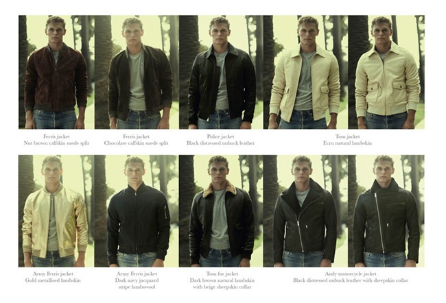 CAMPAIGN- Mason Buccheri for A.P.C. Spring 2013 by Bruno Staub. www.imageamplified.com, Image Amplified