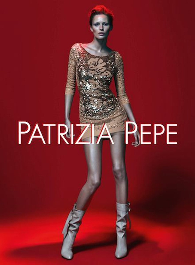 CAMPAIGN- Edita Vilkeviciute for Patrizia Pepe Spring 2013 by Mert & Marcus. www.imageamplified.com, Image Amplified (5)
