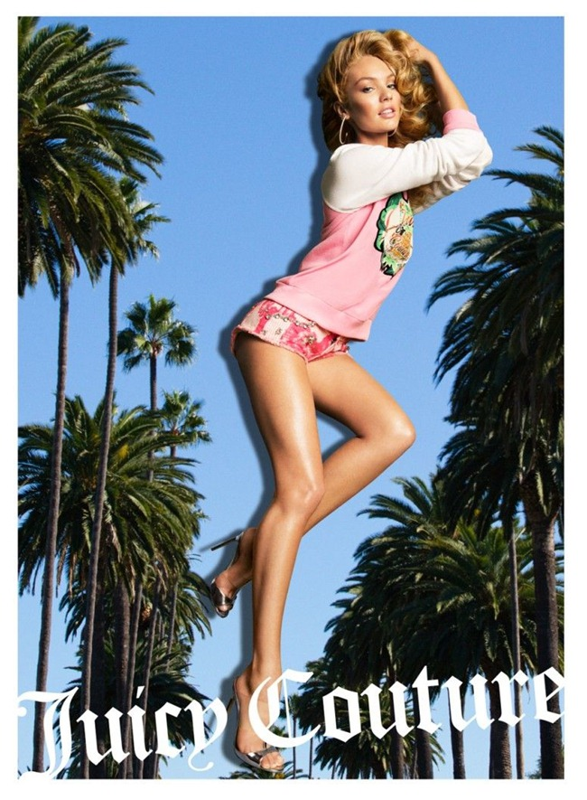 CAMPAIGN- Candice Swanepoel, Isabeli Fontana & Natasha Poly for Juicy Couture Spring 2013 by Inez & Vinoodh. Carlyne Cerf de Dudzeele, www.imageamplified.com, Image Amplified (4)
