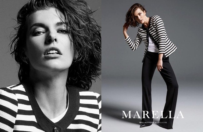 CAMPAIGN- Milla Jovovich for Marella Spring 2013 by Inez & Vinoodh. www.imageamplified.com, Image Amplified (3)
