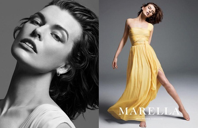 CAMPAIGN- Milla Jovovich for Marella Spring 2013 by Inez & Vinoodh. www.imageamplified.com, Image Amplified (5)
