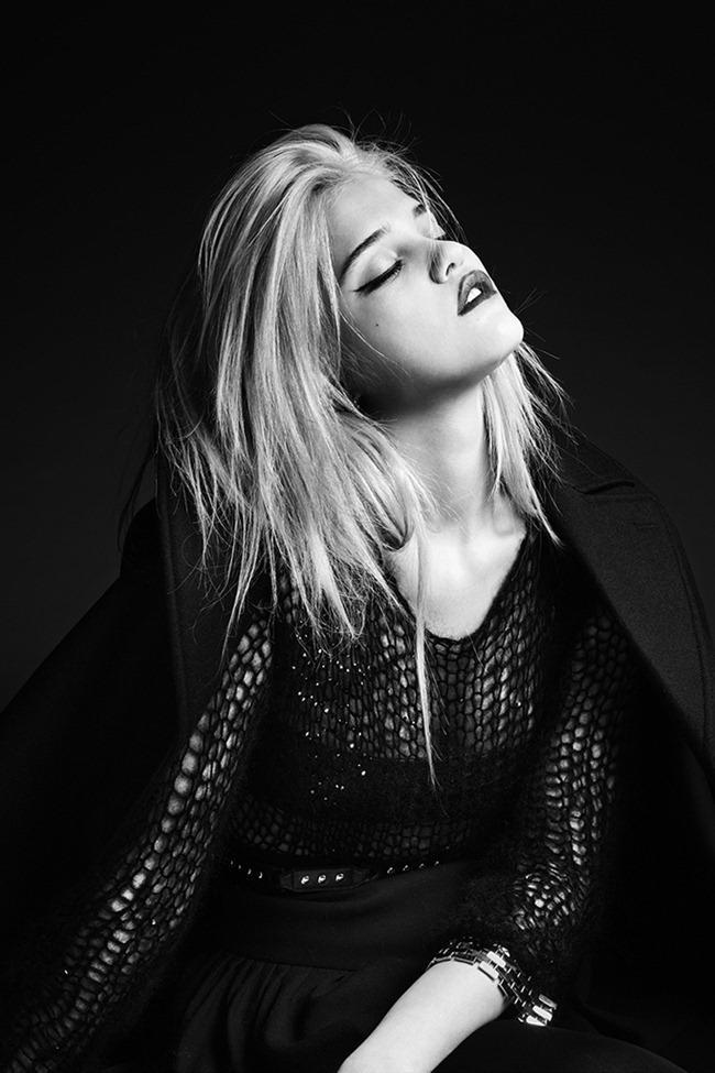 COLLECTION- Sky Ferreira for Saint Laurent Paris Pre-Fall 2013. www.imageamplified.com, Image Amplified (13)