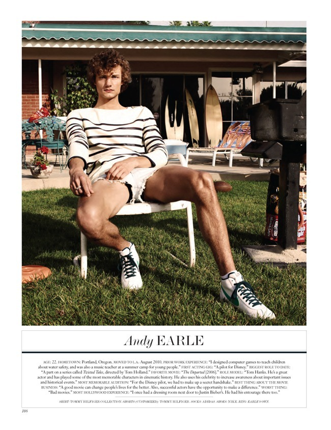 INTERVIEW MAGAZINE- L.A. Story by Robbie Fimmano. Karen Kaiser, February 2013, www.imageamplified.com, Image Amplified (4)