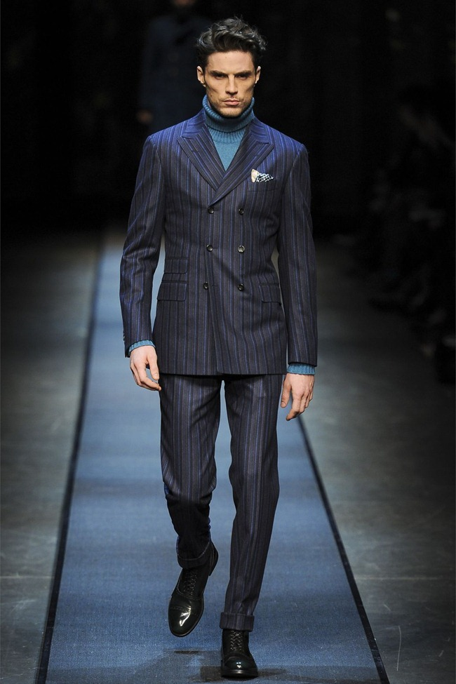 MILAN FASHION WEEK- Canali Fall 2013. www.imageamplified.com, Image Amplified (32)