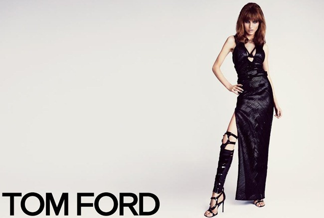 CAMPAIGN- Karlina Caune & Simon Van Meervenne for Tom Ford Spring 2013 by Tom Ford. www.imageamplified.com, Image Amplified (2)