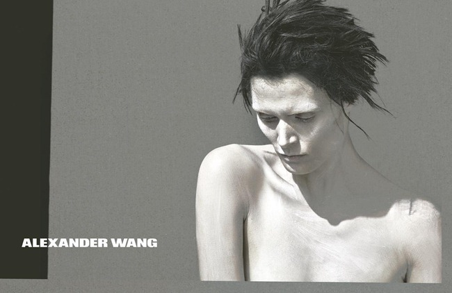 CAMPAIGN- Malgosia Bela for Alexander Wang Spring 2013 by Steven Klein. www.imageamplified.com, Image Amplified