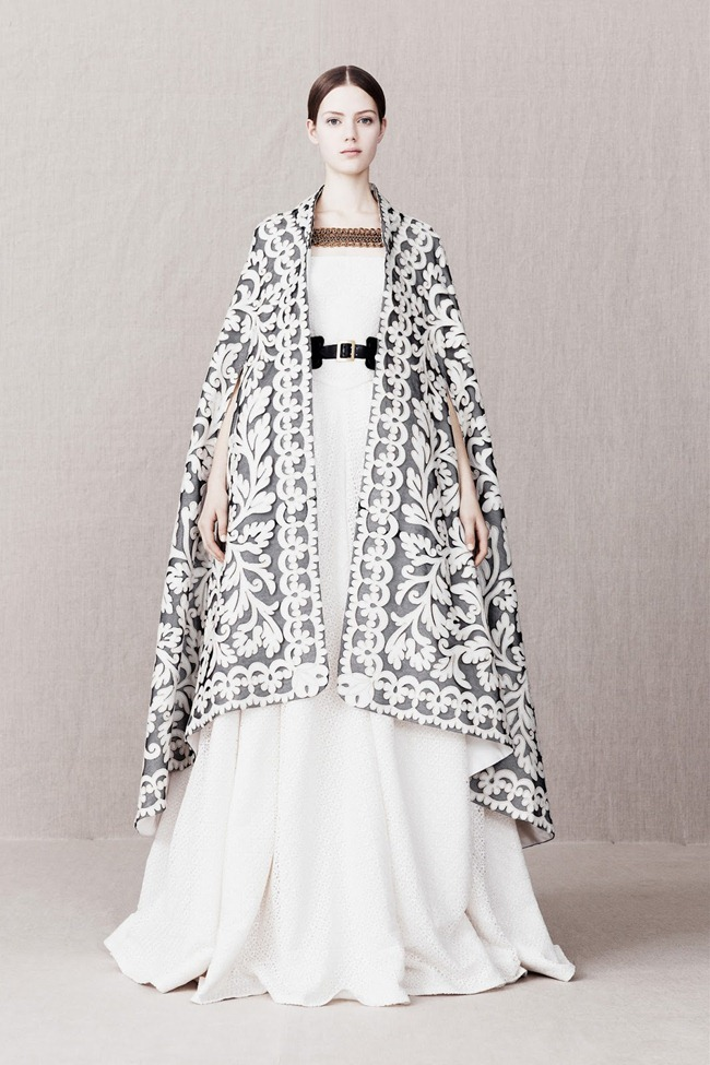 COLLECTION- Alexander McQueen Pre-Fall 2013. www.imageamplified.com, Image Amplified (28)
