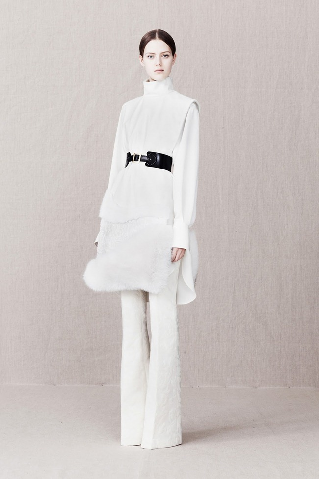 COLLECTION- Alexander McQueen Pre-Fall 2013. www.imageamplified.com, Image Amplified (13)