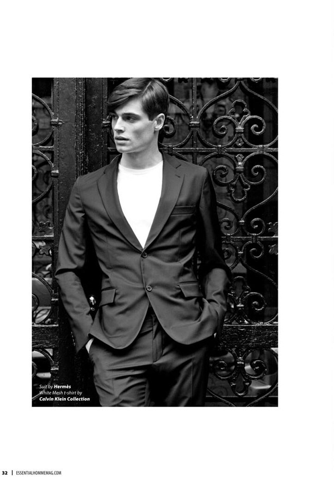 ESSENTIAL HOMME- Jamie Wise, Dominique Hollington & Florian Neuville by Mark Drew. www.imageamplified.com, Image Amplified (7)