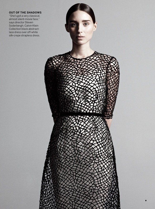 VOGUE MAGAZINE- Rooney Mara in The Changeling by David Sims. Tonne Goodman, February 2013, www.imageamplified.com, Image Amplified (2)
