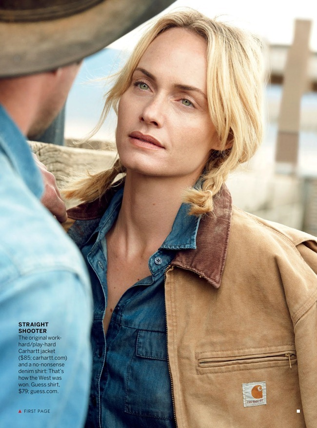 VOGUE MAGAZINE- Amber Valletta & Taylor Kinney in The American Way by Peter Lindbergh. Alex White, February 2013, www.imageamplified.com, Image Amplified (8)
