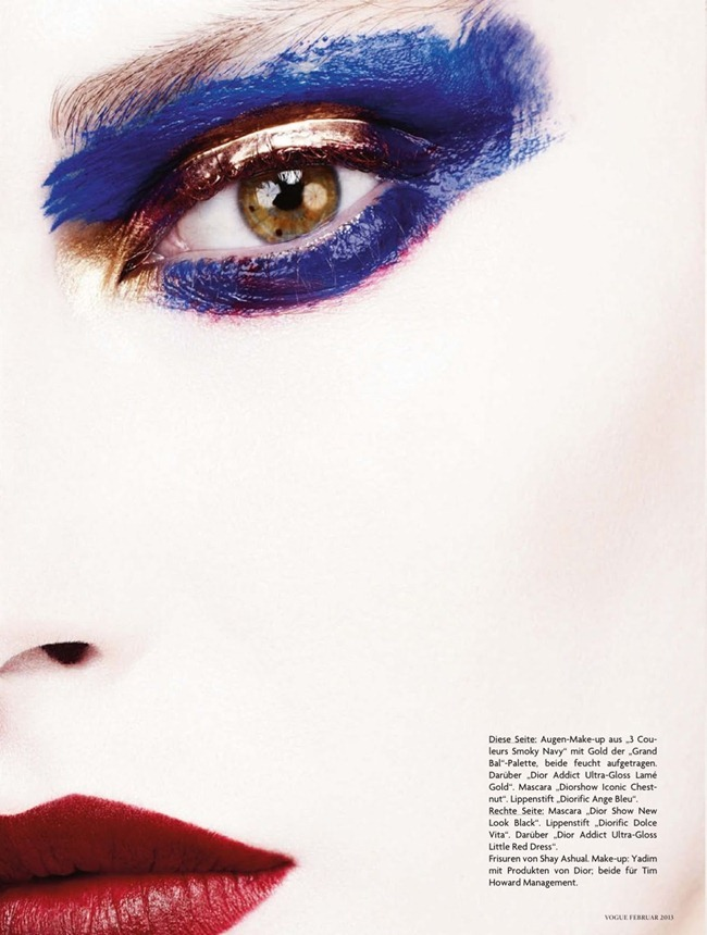 VOGUE GERMANY- Catherine McNeil in Und...Action! by Ben Hassett, February 2013, www.imageamplified.com, Image Amplified (3)