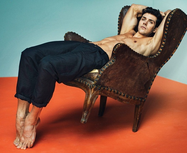 VANITY FAIR ITALIA- Roberto Bolle by Marc Hom. January 2013, www.imageamplified.com, Image Amplified (4)