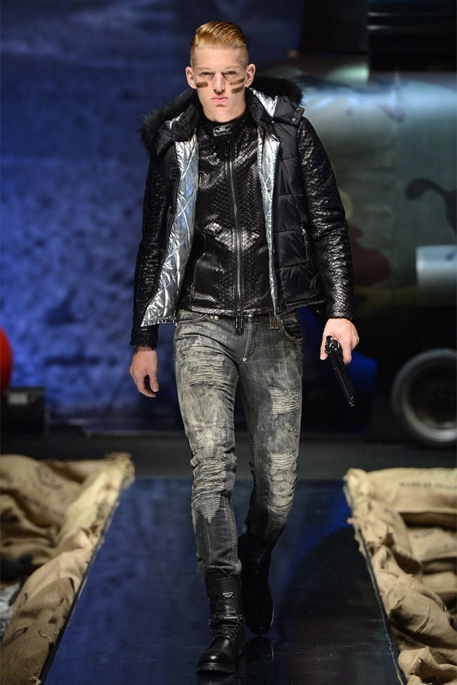 MILAN FASHION WEEK- Philipp Plein Fall 2013. www.imageamplified.com, image Amplified (15)