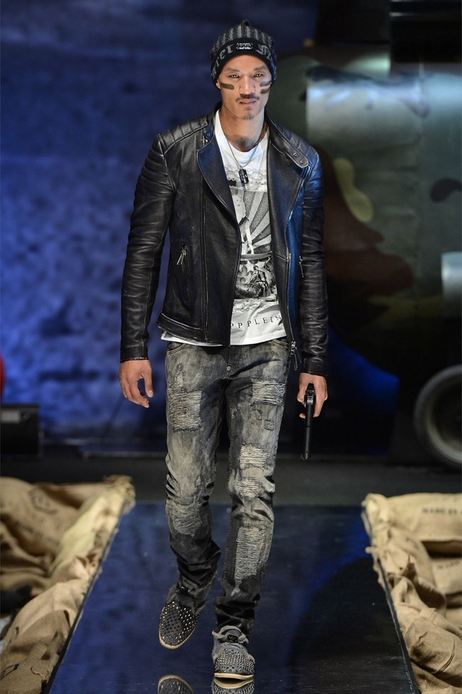 MILAN FASHION WEEK- Philipp Plein Fall 2013. www.imageamplified.com, image Amplified (30)