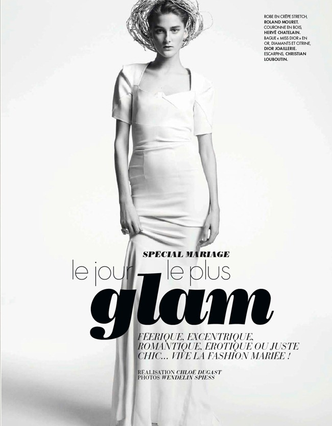 ELLE FRANCE- Le Jour Le Plus Glam by Wendelin Spiess. January 2013, www.imageamplified.com, Image Amplified (1)