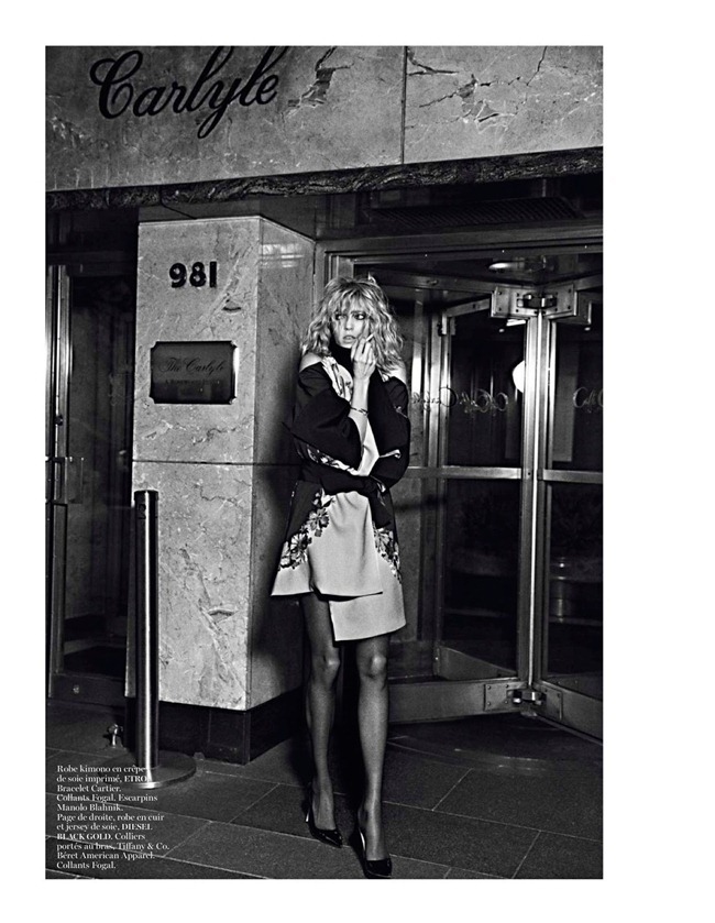 VOGUE PARIS- Anja Rubik in New York Partie 2 by Mario Sorrenti. Melanie Ward, February 2013, www.imageamplified.com, Image Amplified (2)