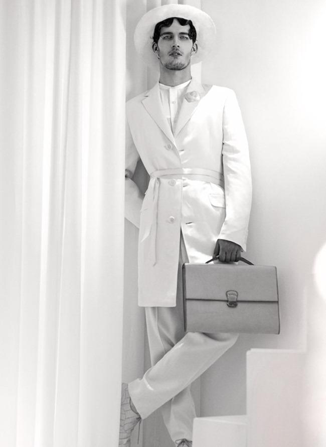 PRIVATAIR MAGAZINE- Alexandros in White Narcissus by Markus Lambert. Nino Bauti, www.imageamplified.com, Image Amplified (8)