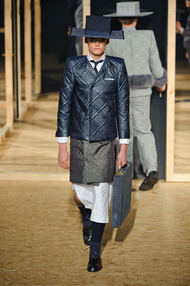 PARIS FASHION WEEK- Thom Browne Fall 2013. www.imageamplified.com, Image Amplified (14)