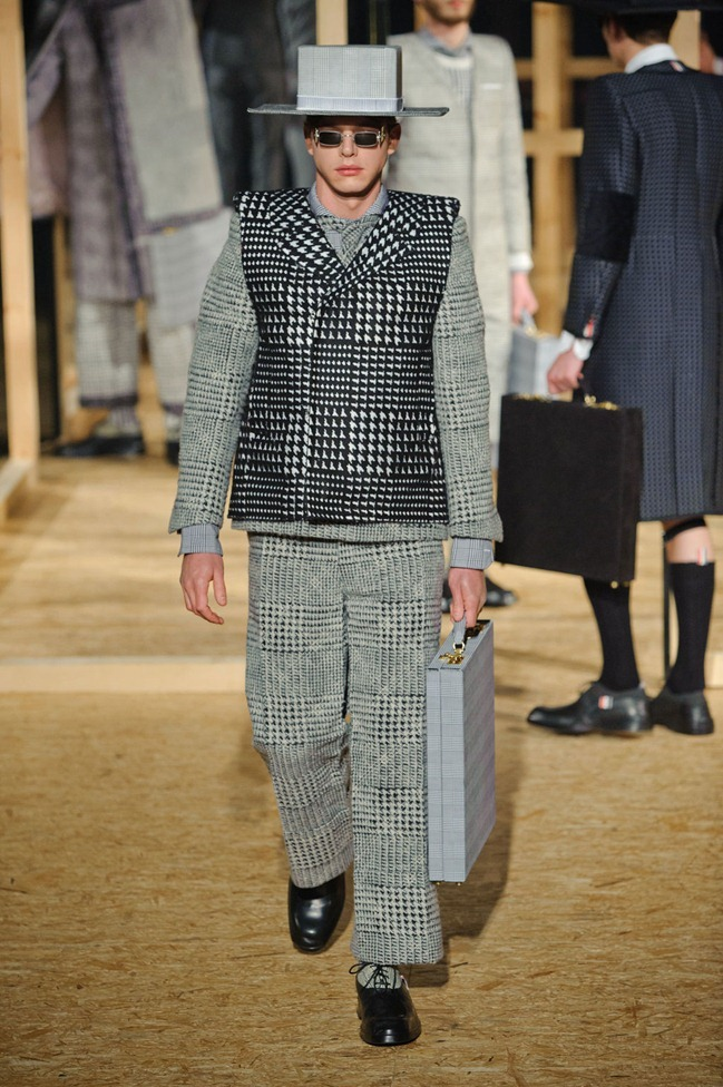 PARIS FASHION WEEK- Thom Browne Fall 2013. www.imageamplified.com, Image Amplified (27)