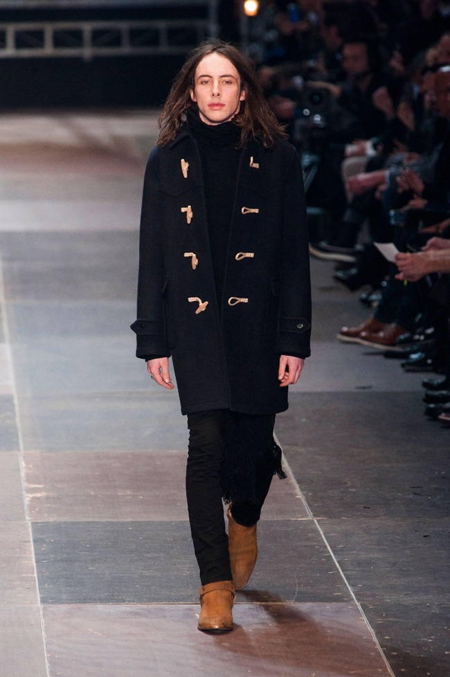 PARIS FASHION WEEK- Saint Laurent Fall 2013. www.imageamplified.com, Image Amplified (12)