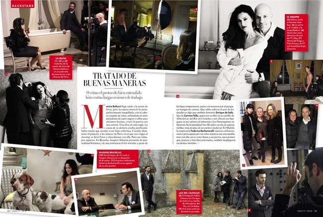 VANITY FAIR SPAIN- Monica Bellucci in Entre Las Mujeres by Mariano Vivanco. February 2013, www.imageamplified.com, Image Amplified (8)