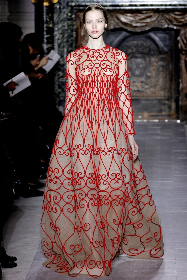 PARIS HAUTE COUTURE- Valentino Spring 2013. www.imageamplified.com, Image Amplified