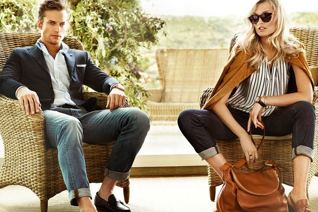 CAMPAIGN- Toni Garrn for Massimo Dutti Spring 2013 by Mario Testino. www.imageamplified.com, Image Amplified (1)