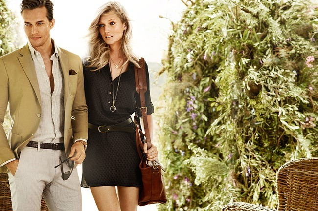 CAMPAIGN- Toni Garrn for Massimo Dutti Spring 2013 by Mario Testino. www.imageamplified.com, Image Amplified (2)