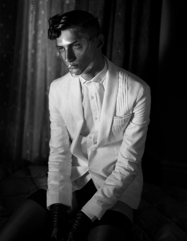 CAMPAIGN- Mano Leloup & Matt Bell for McQ Spring 2013 by David Sims. www.imageamplified.com, Image Amplified (3)