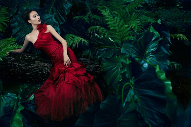 CAMPAIGN- Shu Pei & David Chiang for Vera Wang Spring 2013. www.imageamplified.com, Image Amplified (2)